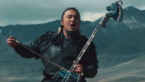 Rockowy smaczek po mongolsku